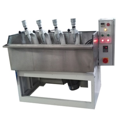 Spherical Center Lapping & Polishing Machine