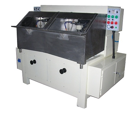 Two Spindles Lens Grinding & Polishing Machine