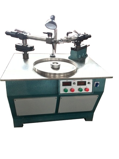 Single Spindle Lens Grinding/Polishing Machine