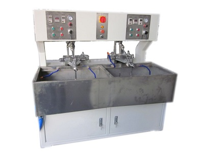Cylinder Lens Grinding & Polishing Machine