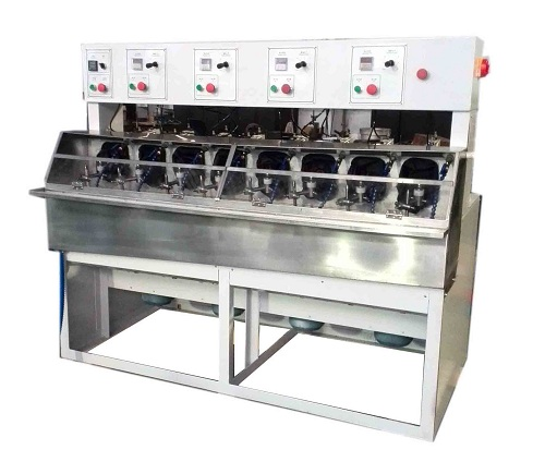 High-speed Lens Lapping & Polishing Machine