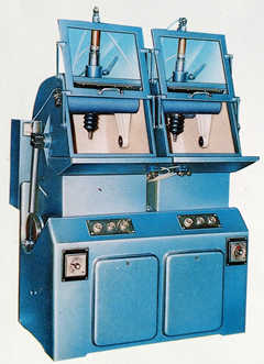 Sphere Center Lapping & Polishing Machine