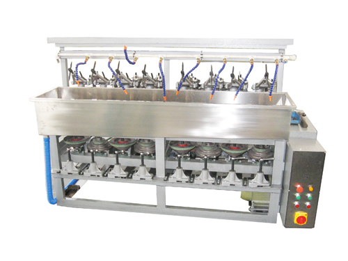 Eight /Ten Spindles Lens Grinding & Polishing Machine