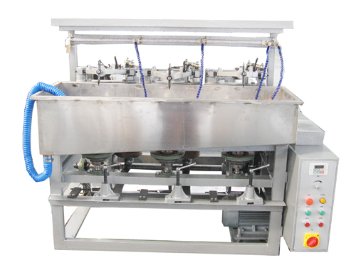 Three/Six Spindles Lens Grinding & Polishing Machine