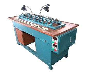 Twenty Spindles Lens Grinding and Polishing Machine